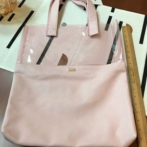 NWT Pale Pink Ban-do Large Tote